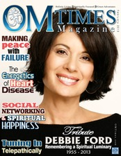 """Social Networking and Spiritual Happiness"" - COVER STORY by Lisa K."